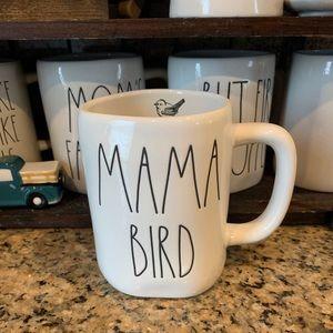Rae Dunn Mama Bird Mug